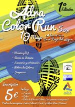 Cartel Color Run